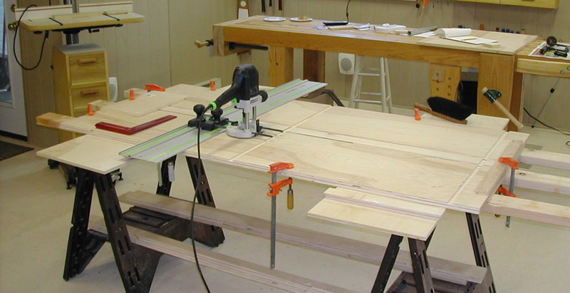 Building Cabinets With Festool | Bar Cabinet