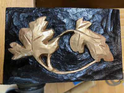 Show Us Your Woodcarving