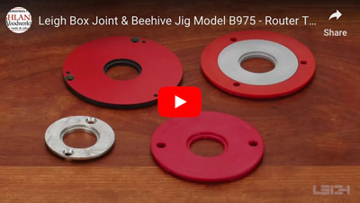Box joint jig video