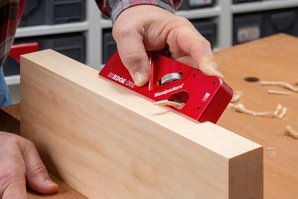NEW Woodpeckers® OneTime Tool® EZ-Edge Corner Planes