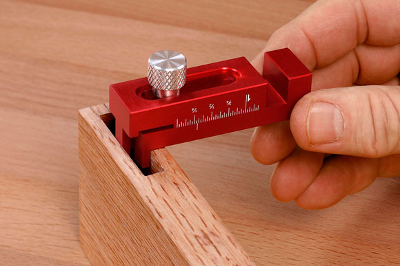 Woodpeckers Dado Set-Up Fixture and Gap Gauge