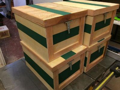 Woodworking Storage