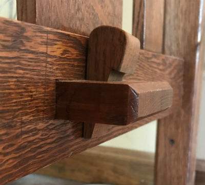 Woodworking Language of Jointery