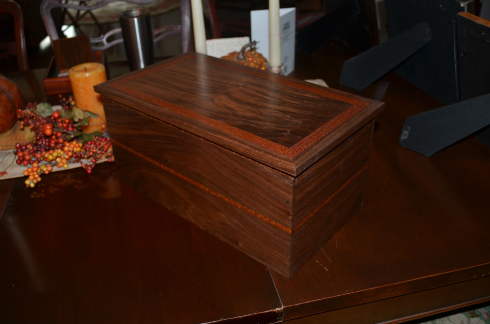 Jim Mayer Woodworking Projects