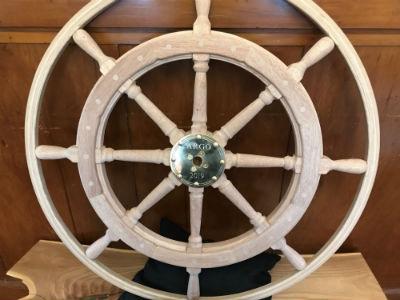 Ship Wheel Project
