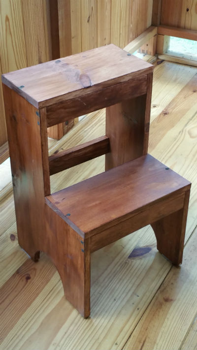 Stepstool Project
