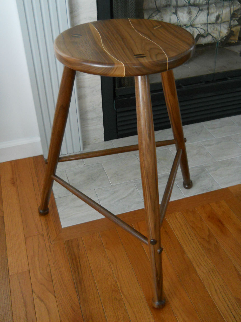 Project: Three Legged Stool