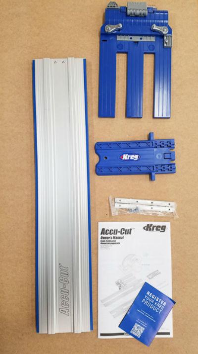 Kreg Accu-Cut Jig