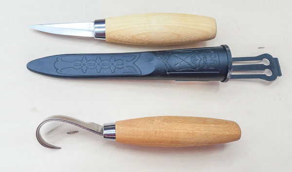 Morakniv Wooden Spoon Carving Set | Jeffrey Fleisher