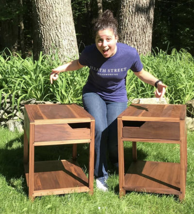 Women in Woodworking