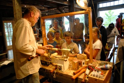 Kids Woodworking