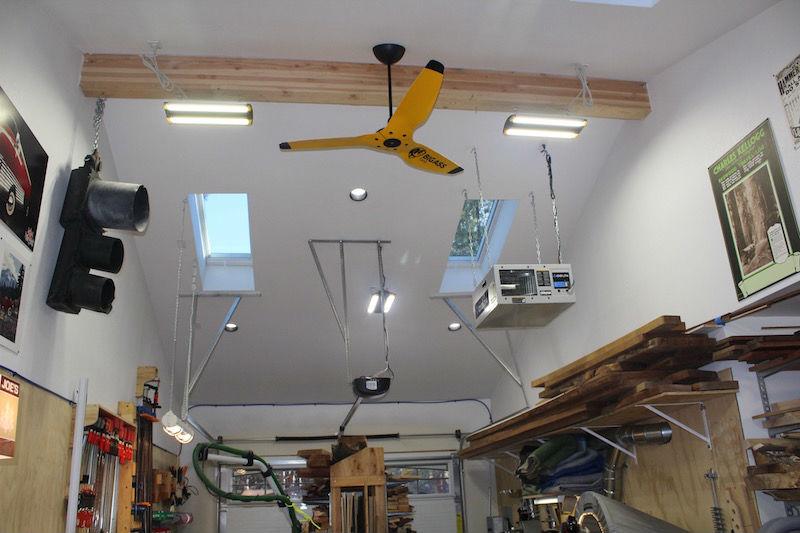 Steve Hummel Woodworking Workshop